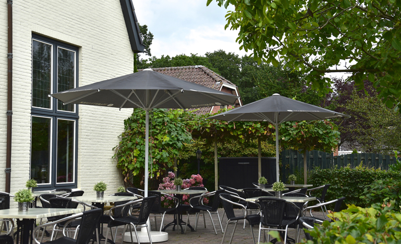Terras Restaurant Hjir is 't